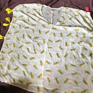 Xhileration Pineapple Top